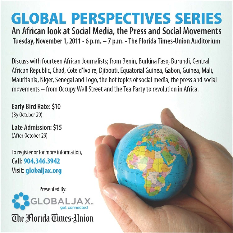Global Perspectives November 1, 2011