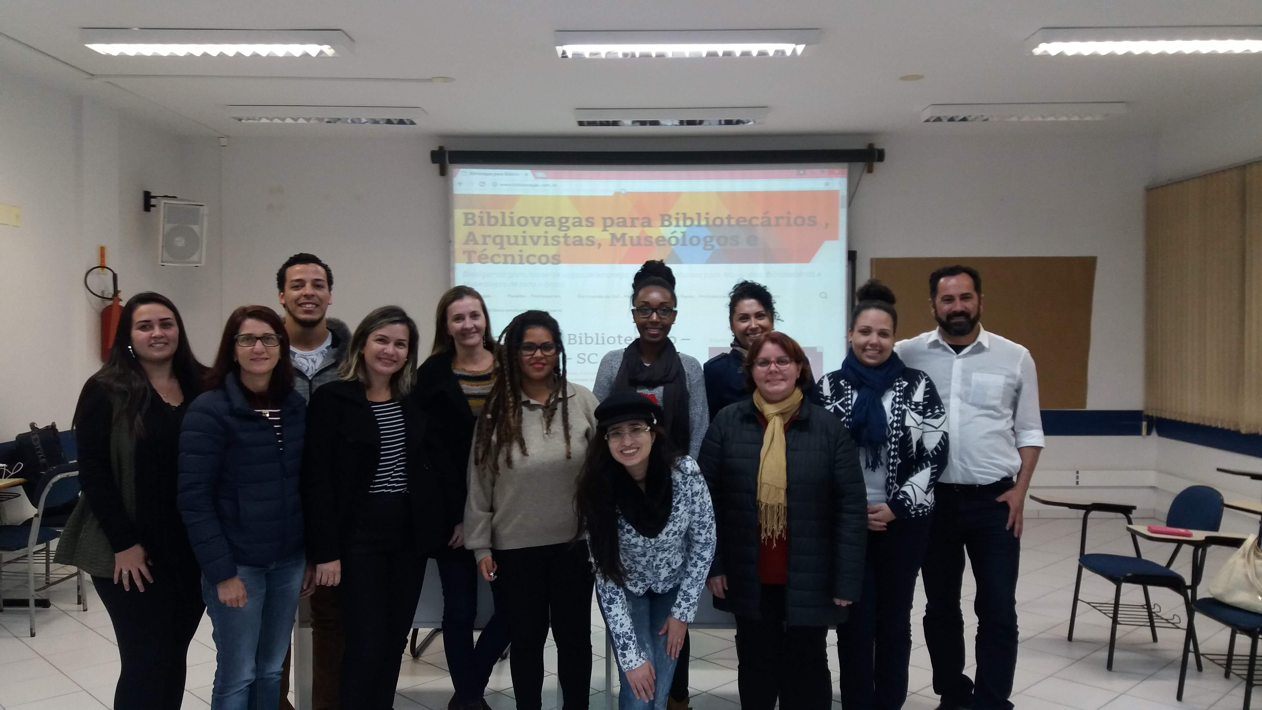 Workshop realizado dias  8 de junho de Florianopolis