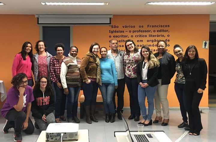 Workshop realizado dias 2 e 3 de agosto em Belo Horizonte