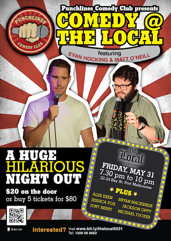 Punchlines Comedy Club - Port Melbourne