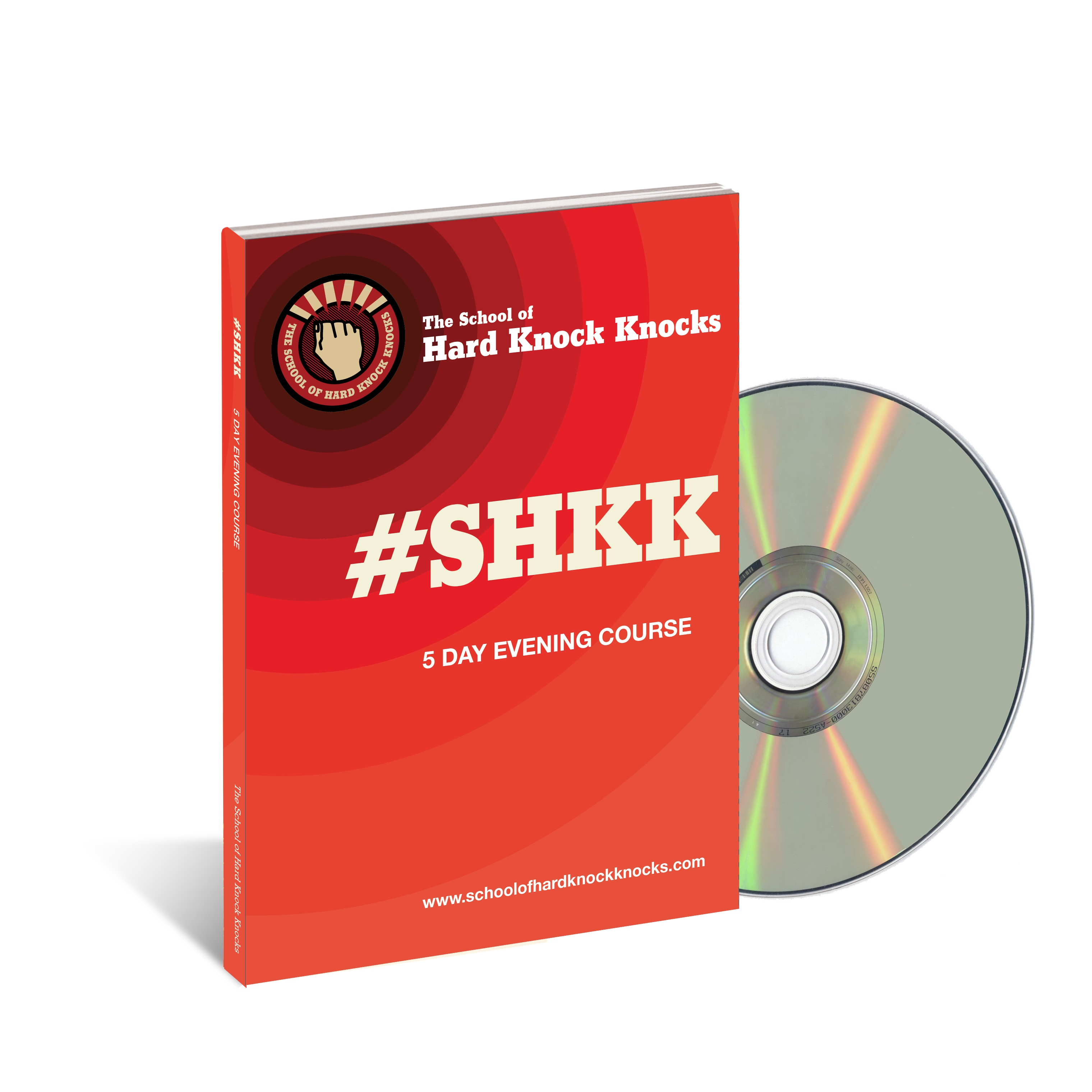 School of Hard Knock Knocks manual and DVD