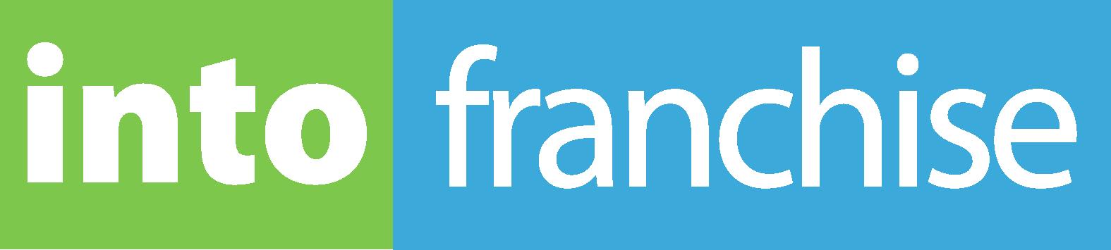 INTO franchise logo