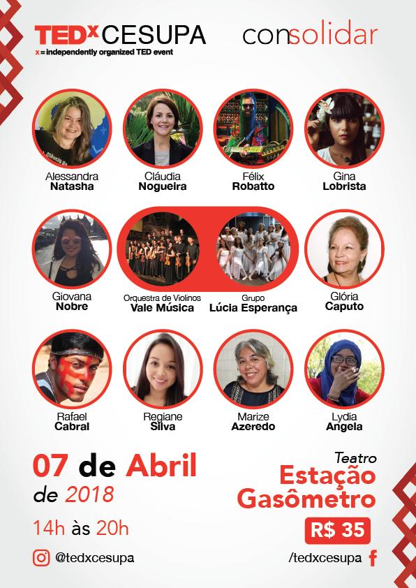 TEDxCESUPA Consolidar