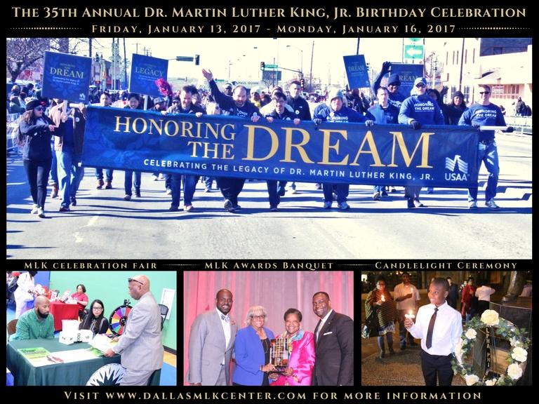 2017 MLK Birthday Celebration