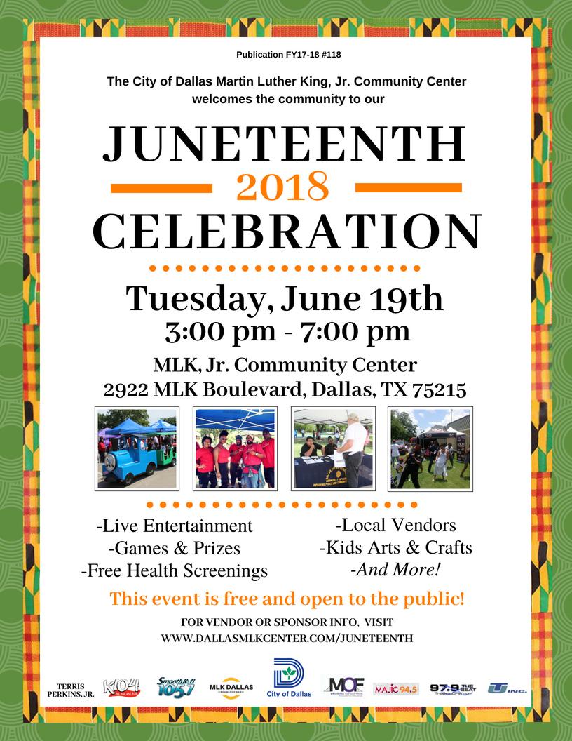 2018 Juneteenth Celebration