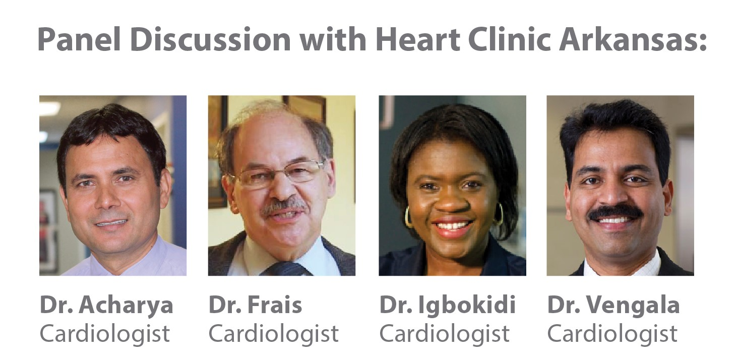 Panel Discussion with Heart Clinic Arkansas
