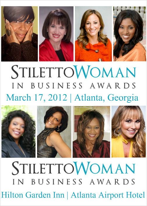 Stiletto Woman in Business Awards 2012