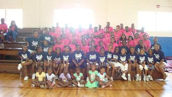 "SC State ""Twirl Girls"" Camp"