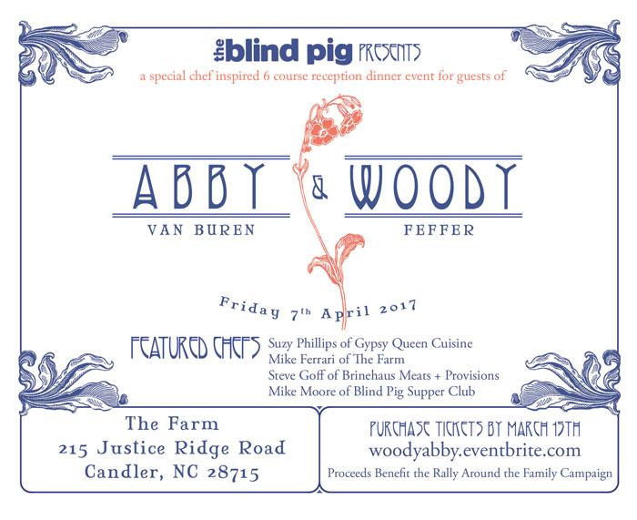 Woody & Abby Wedding Reception