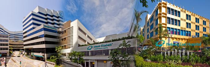 Parkway Pantai Hospitals (Singapore)