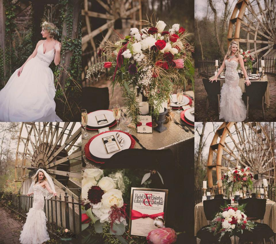 The Cotton Gin at Mill Creek Weddings