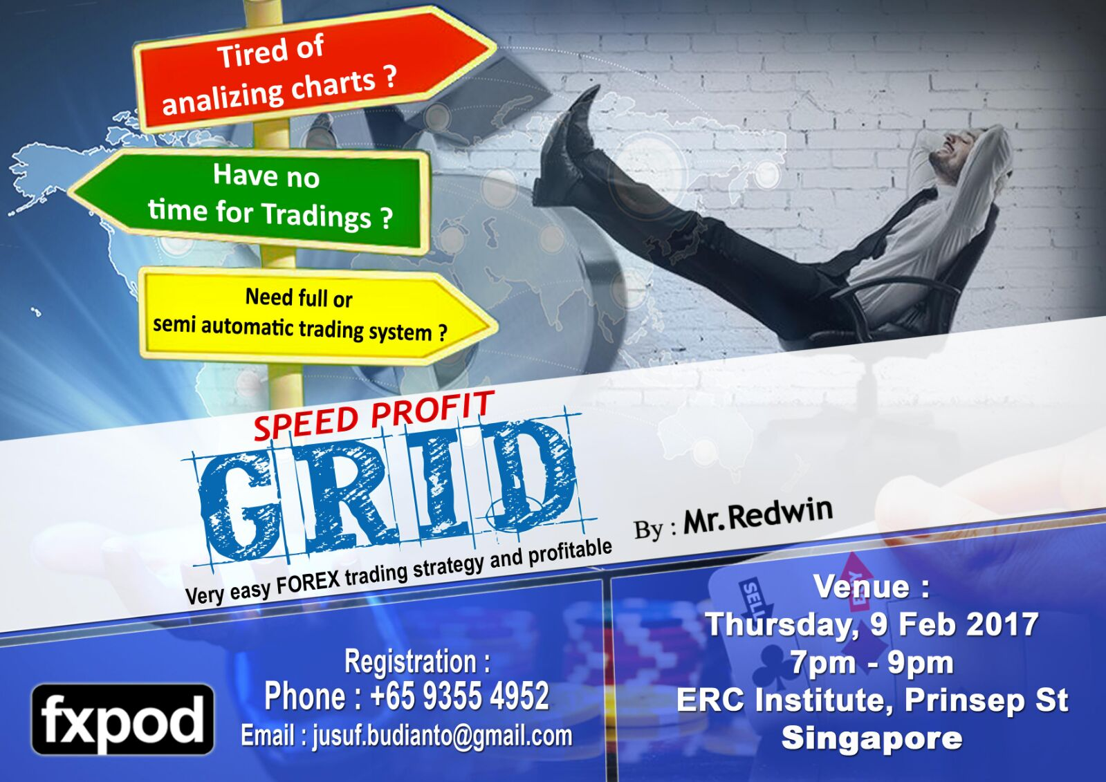 Forex event trading