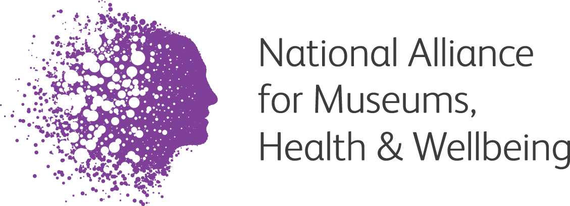 National Alliance for Museums, Health & Wellbeing Logo