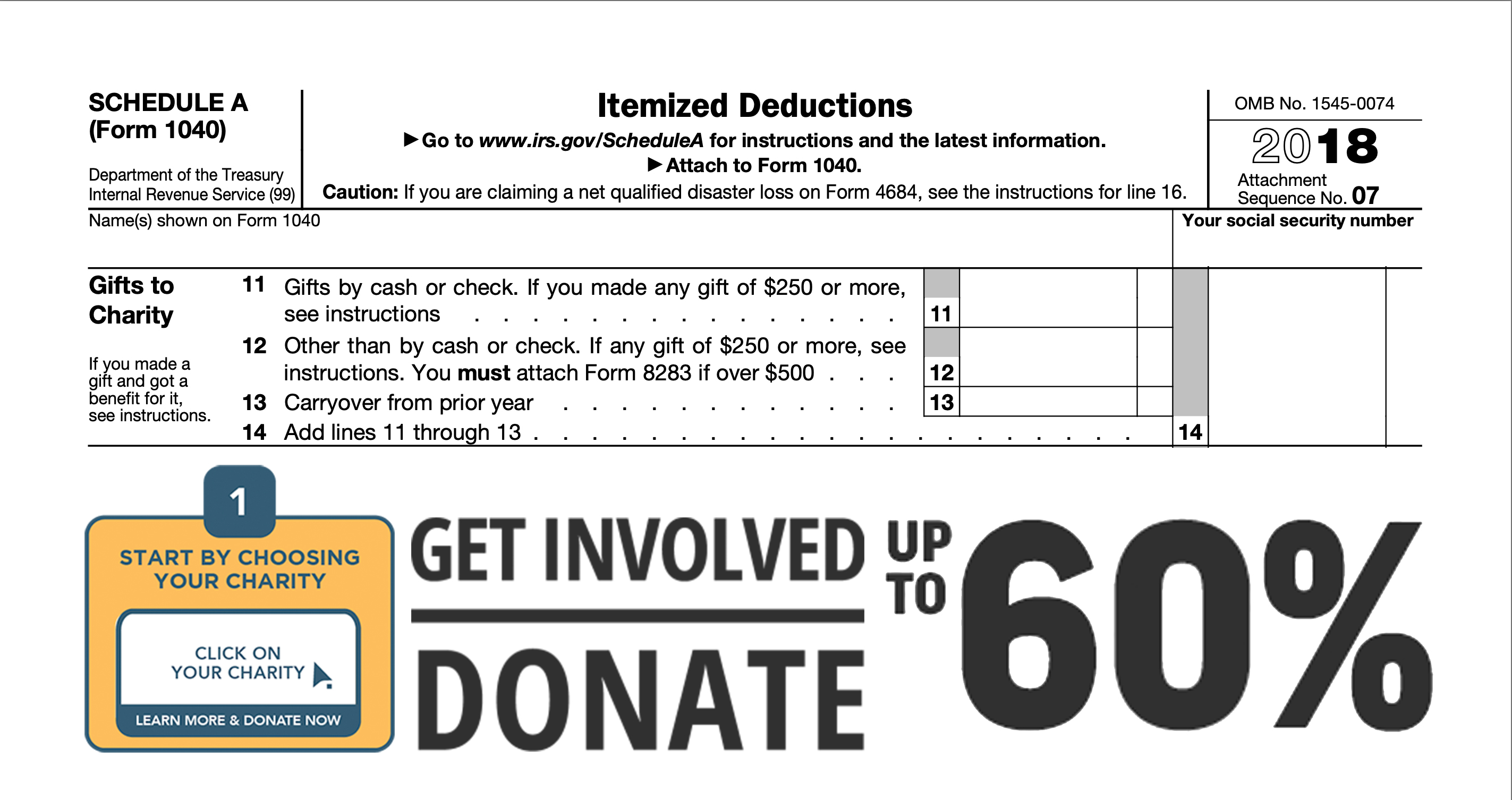 Need Tax Deductions? Create your own 501(c)(3) organization  Donate 60%!