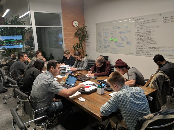 design sprint bootcamp workshop jason lamanque rocket nine solutions agile design