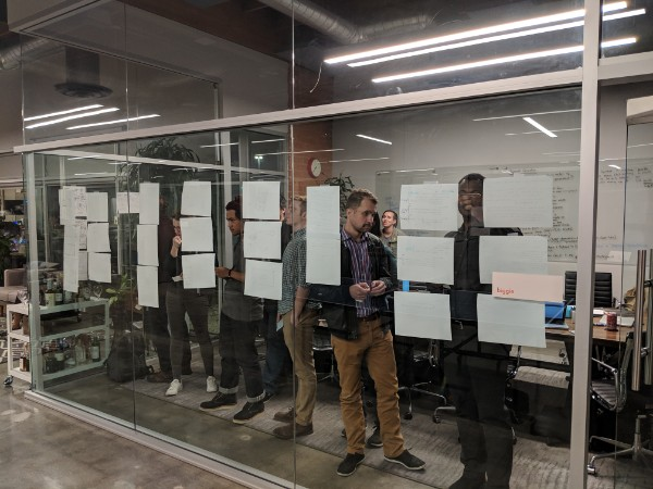 Design sprint bootcamp workshop Rocket Nine Solutions Jason LaManque