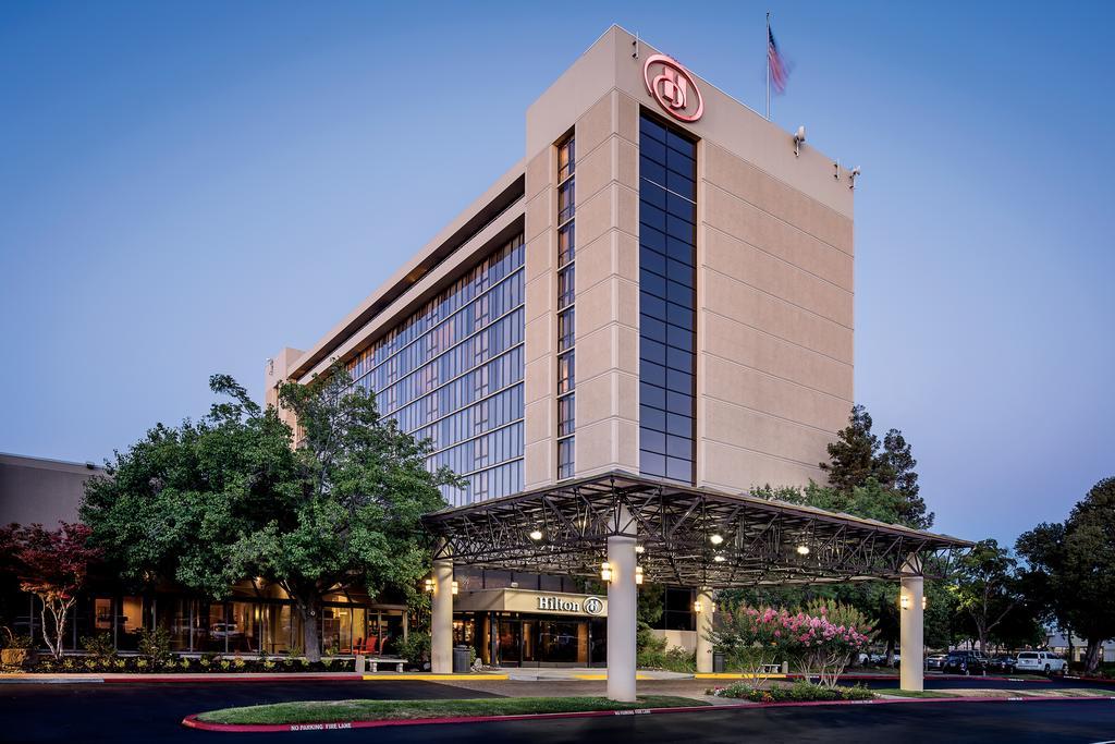Image of Hilton hotel