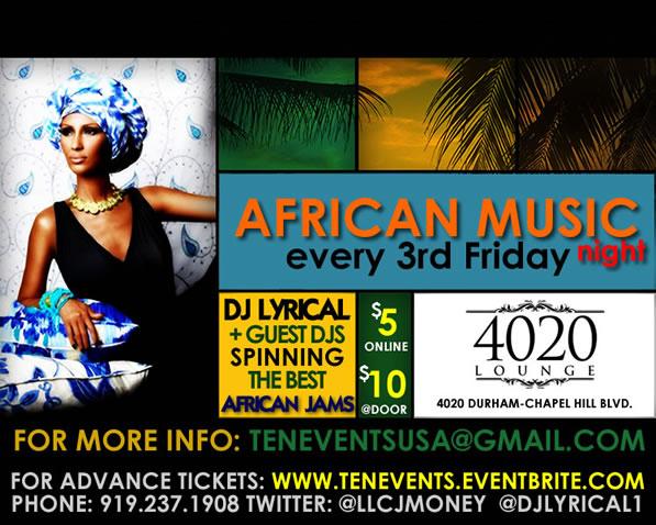 African Music Night