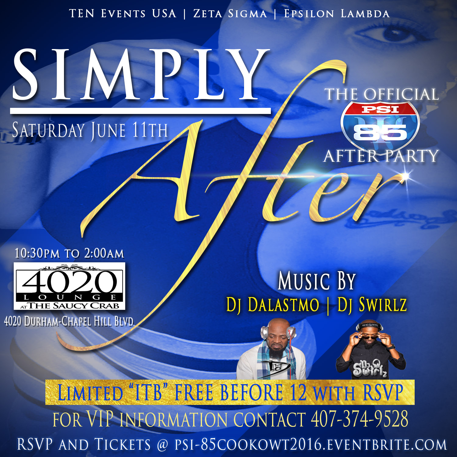 Simply After | Saturday, June 11