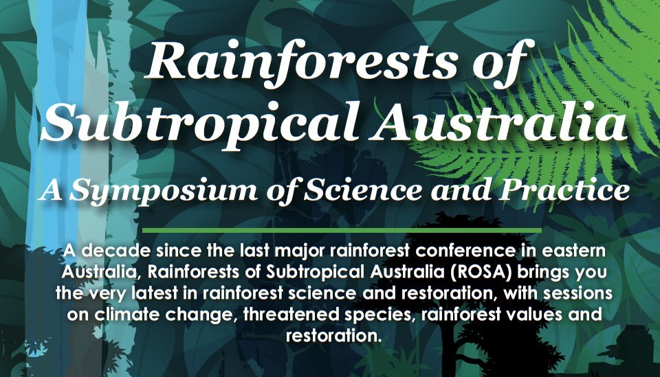 Rainforest Symposium