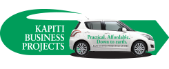 Kapiti Business Projects Logo