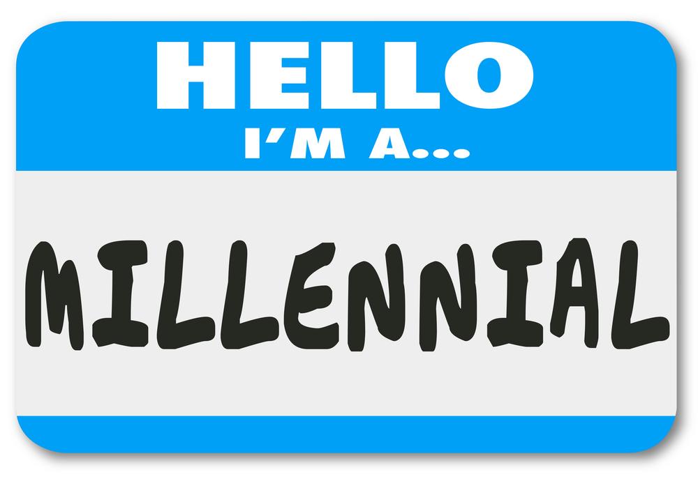 Hi I am a Millennial