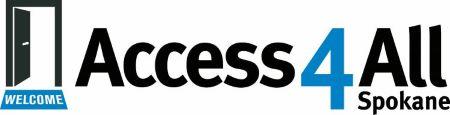 Access 4 All of Spokane Logo