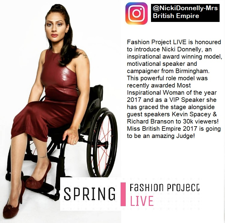 fashion project live