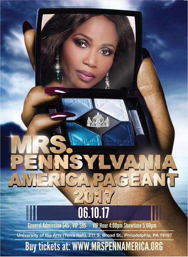Mrs. PA America 2017