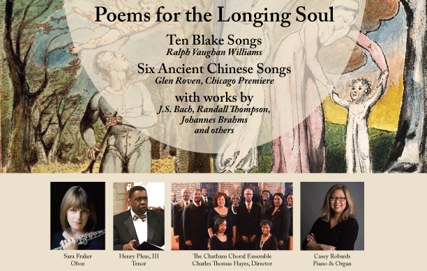 Songs of Innocence and of Experience Concert