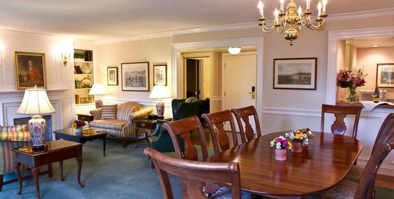 Presidential Suite Desmond Malvern