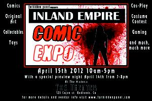 Inland Empire Comic Expo