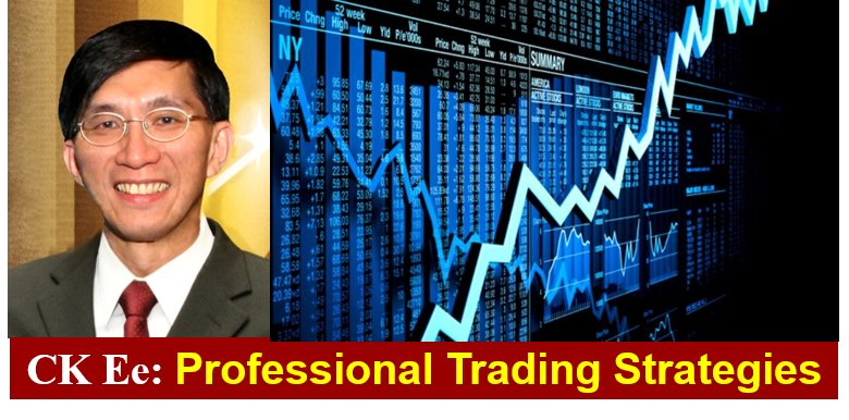 Invited Talk (Professional Trading Strategies) by CK Ee