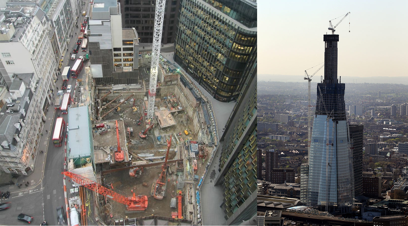 Deep Basements & Tall Buildings