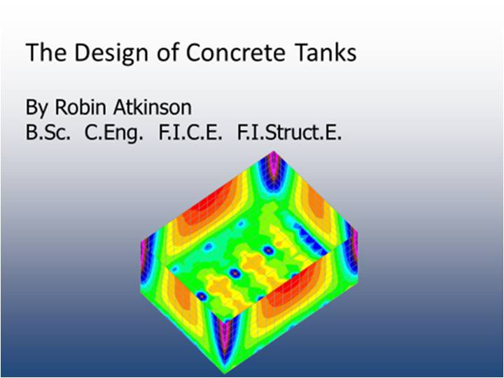Design of Concrete Tanks (10/2016)