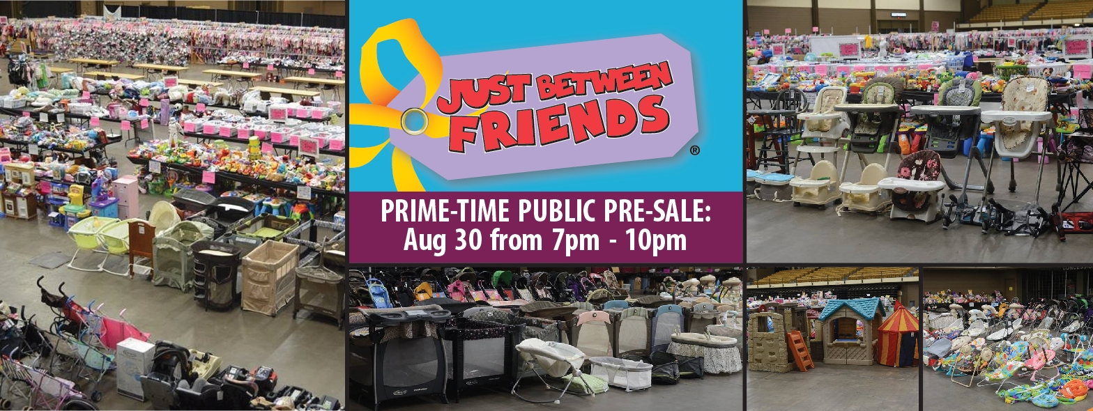 Prime-Time Public Presale: Aug 30 from 7pm - 10pm