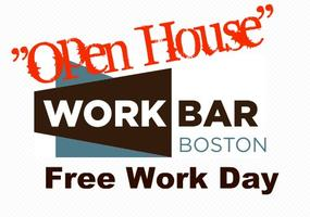 WorkBar Free Work Day - Mon Nov 21