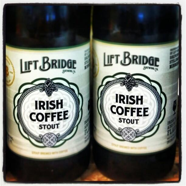 Lift Bridge Brewing Co - Irish Coffee Stout Bottles