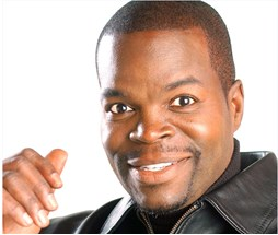 A.J. Jamal of Def Comedy Jam and In Living Color Fame