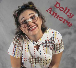 Chicago's Very Own Angela Riccio - Also Known As Dolly Amore