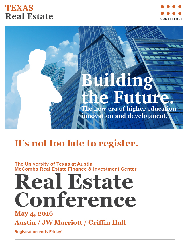 Texas Real Estate Conference