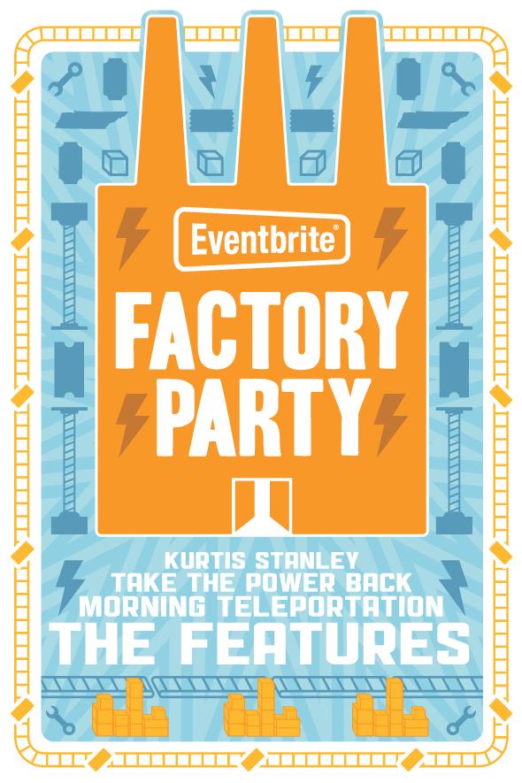 Eventbrite Factory Party