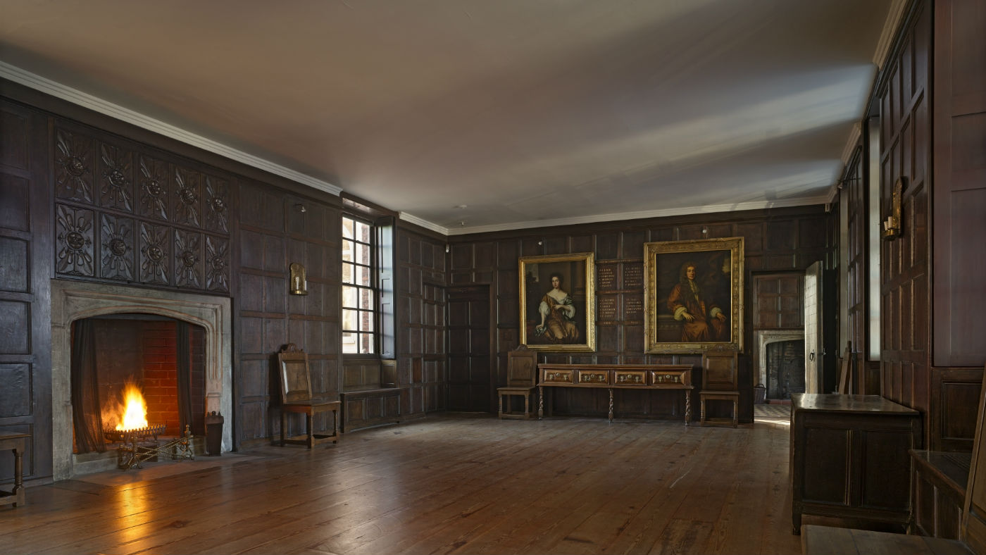 Sutton House Great Chamber