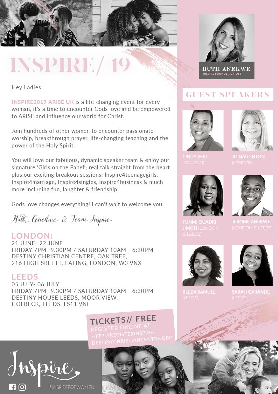 Inspire For Women