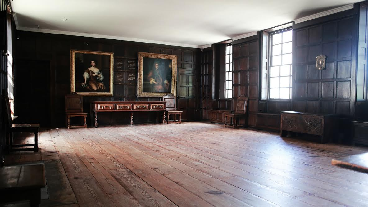 The Great Chamber - National Trust (c)