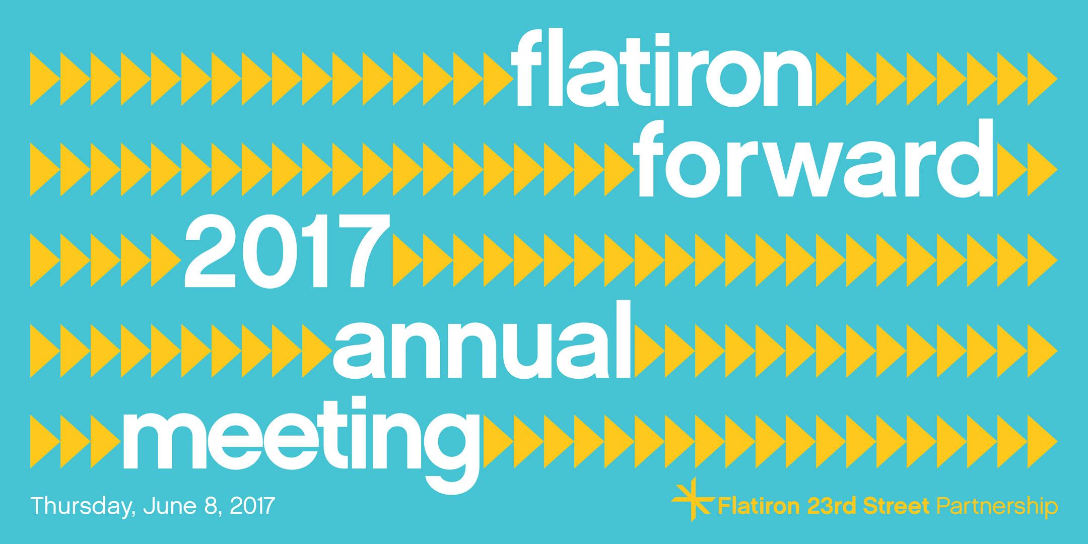 2017 Annual Meeting Invitation