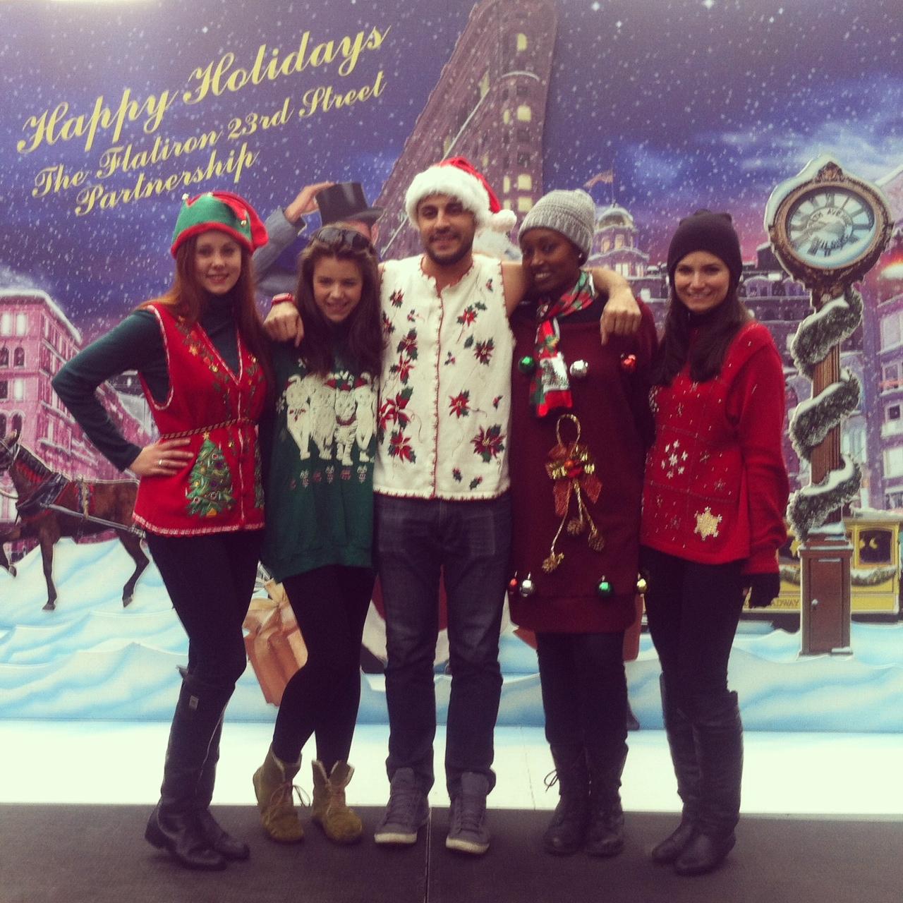 Ugliest Sweater 2012