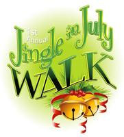 Jingle In July - Walkathon