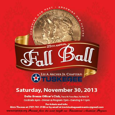 25th Annual Tuskegee Airmen Ball