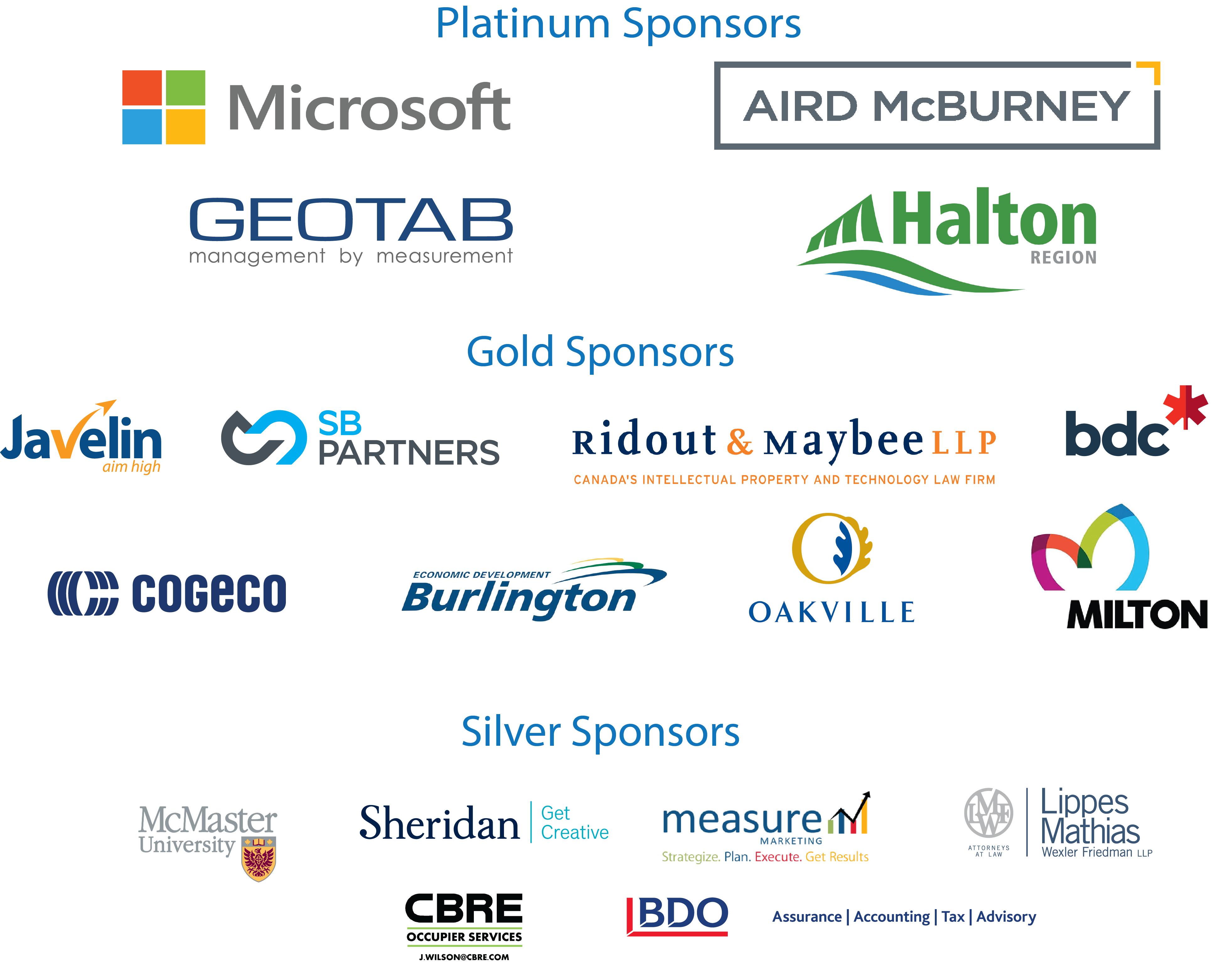 FUTURES 2017 Sponsors
